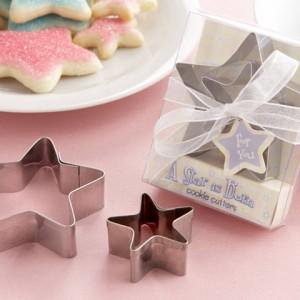 """Formelės sausainiams kepti """"Gimė žvaigždė"""""""